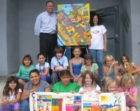 Mapping Carlsbad.Stardust Arts